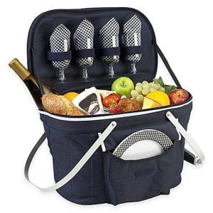 Bed Bath Beyond Picnic basket